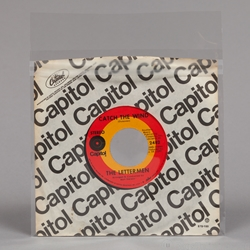 45 Record OUTER Sleeve with RESEAL Flap