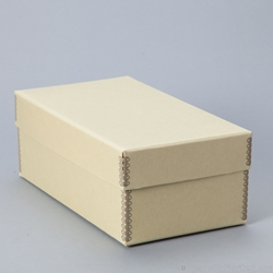 Postcard / Photo Storage Boxes. Museum Grade Archival.