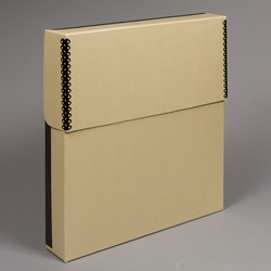 "16"" Record Storage Box, Archival BARRIER BOARD"