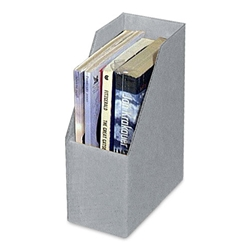 SHELF FILES - Corrugated Cardboard. Acid-Free.