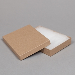 KRAFT Jewelry Boxes- with cotton