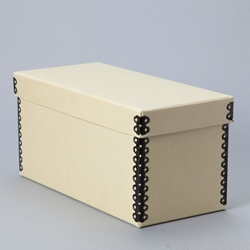 CD Archival Storage Box   BARRIER BOARD