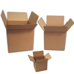 Brown Corrugated Shippers