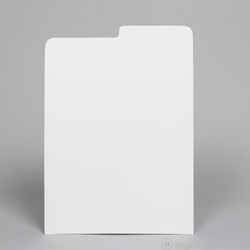 Small Sheet Music Divider Cards