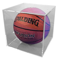 BASKETBALL Holder with UV Barrier.