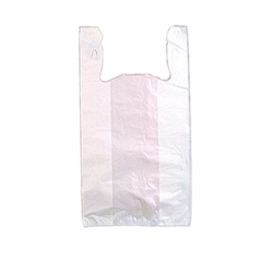High Density T-Shirt Bag- Large