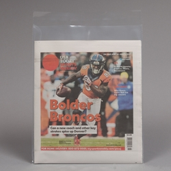 Trade Paper Sleeves- Current