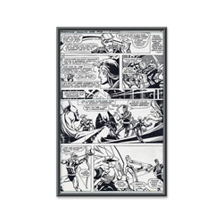 Archival Original Comic Art Frames