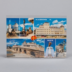 LARGE Postcard Polypropylene Sleeve
