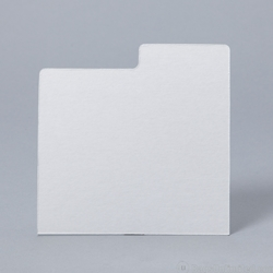 CD Divider Card - WHITE- Fits in xcd30.