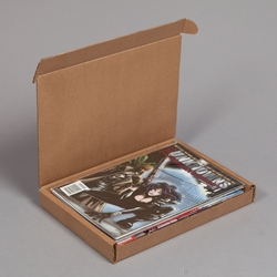 Comic Mailer - Holds up to 14 comics