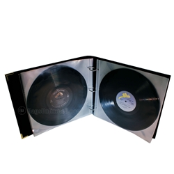 33-1/3 LP Record 3-Ring BINDER