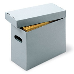 Archival File Boxes