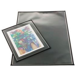 "Archival Print Protectors for 22 x 30"" Images"