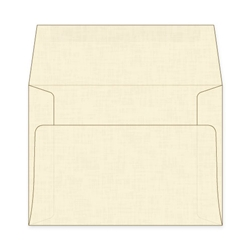 A7 Cream Linen Envelopes