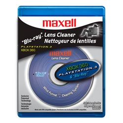 Blu-ray HD Lens Cleaner