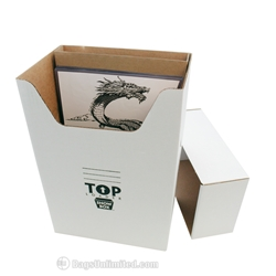 11 x 17 Top Loader Box