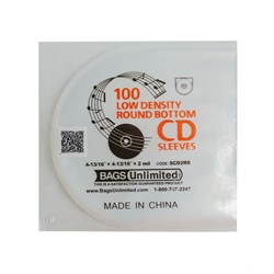 CD Sleeve to FIT INTO OUR CD Jackets