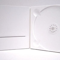 Blank CD Digipaks - With Tray