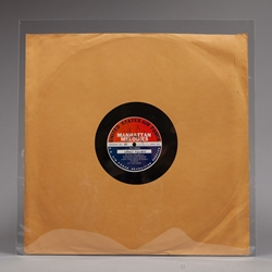 "16"" Record Polyester (Mylar) Sleeves"