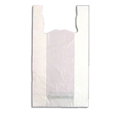 High-Density T-Shirt Bags - Medium