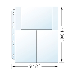 3-Ring Binder Pages