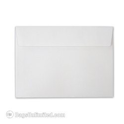 Photo Card White Envelope
