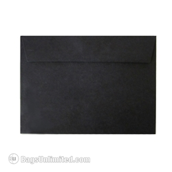 Photo Card Black Envelope