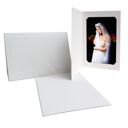 "Folder Frame for 3 x 5"" or 4 x 6"" Photo"
