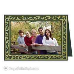 Holiday Photo Insert Cards