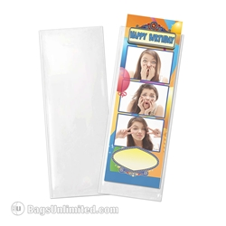 Photo Strip Protective Sleeve