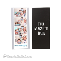 Magnet backed Photo Frame