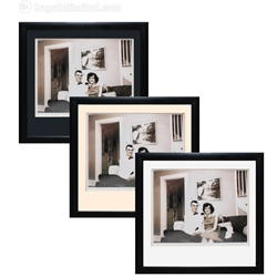 Polaroid Photo Frames  -Spectra<br> with mat