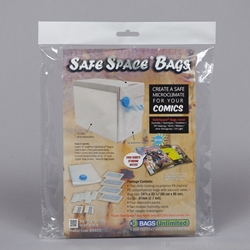 Compact Comic SafeSpace® Bag