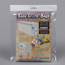 Long Comic SafeSpace® Bag