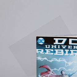 InvisiBoard® Crystal Clear BACKING Boards for New Comics