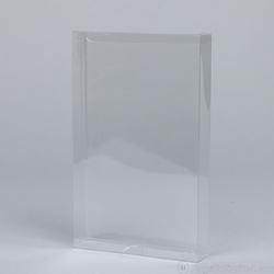 VHS Case Book Box Protector-Crystal Clear