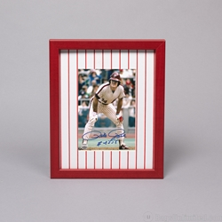"8 x 10"" Frame for 5 x 7"" Image - Pinstripe Matboard"