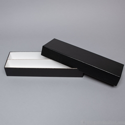 Double Row Coin Holder Boxes - Black