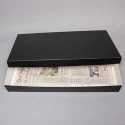 Newspaper Storage Boxes - Archival