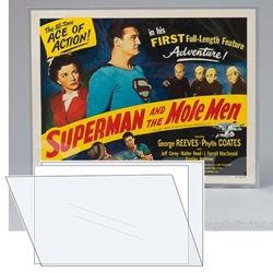 Acid-free Polyester Lobby Card Sleeves