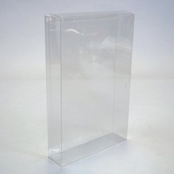 Gem Video Box Protector-Crystal Clear