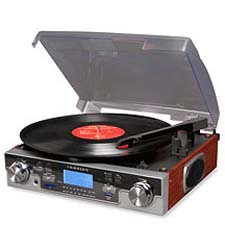 CROSLEY TECH SERIES- USB/SD