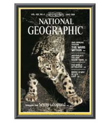 National Geographic Frame Kit