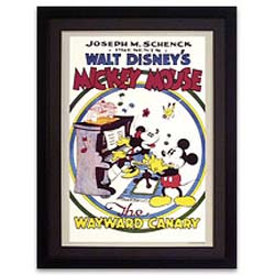 Framed Disney Puzzles