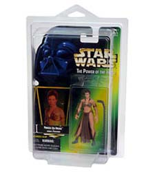 Blister Cases - Star Wars. 20-25 mil archival-safe vinyl.