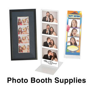 Photo Booth Supplies