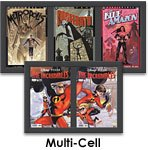Multi-cell Comic Frames