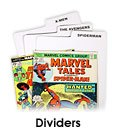 Comic Box Dividers