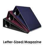 Magazine 3-Ring Binders